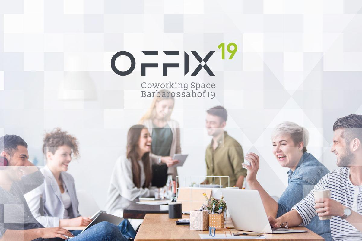OFFIX19 | Coworking mit Stil im Herzen Erfurts