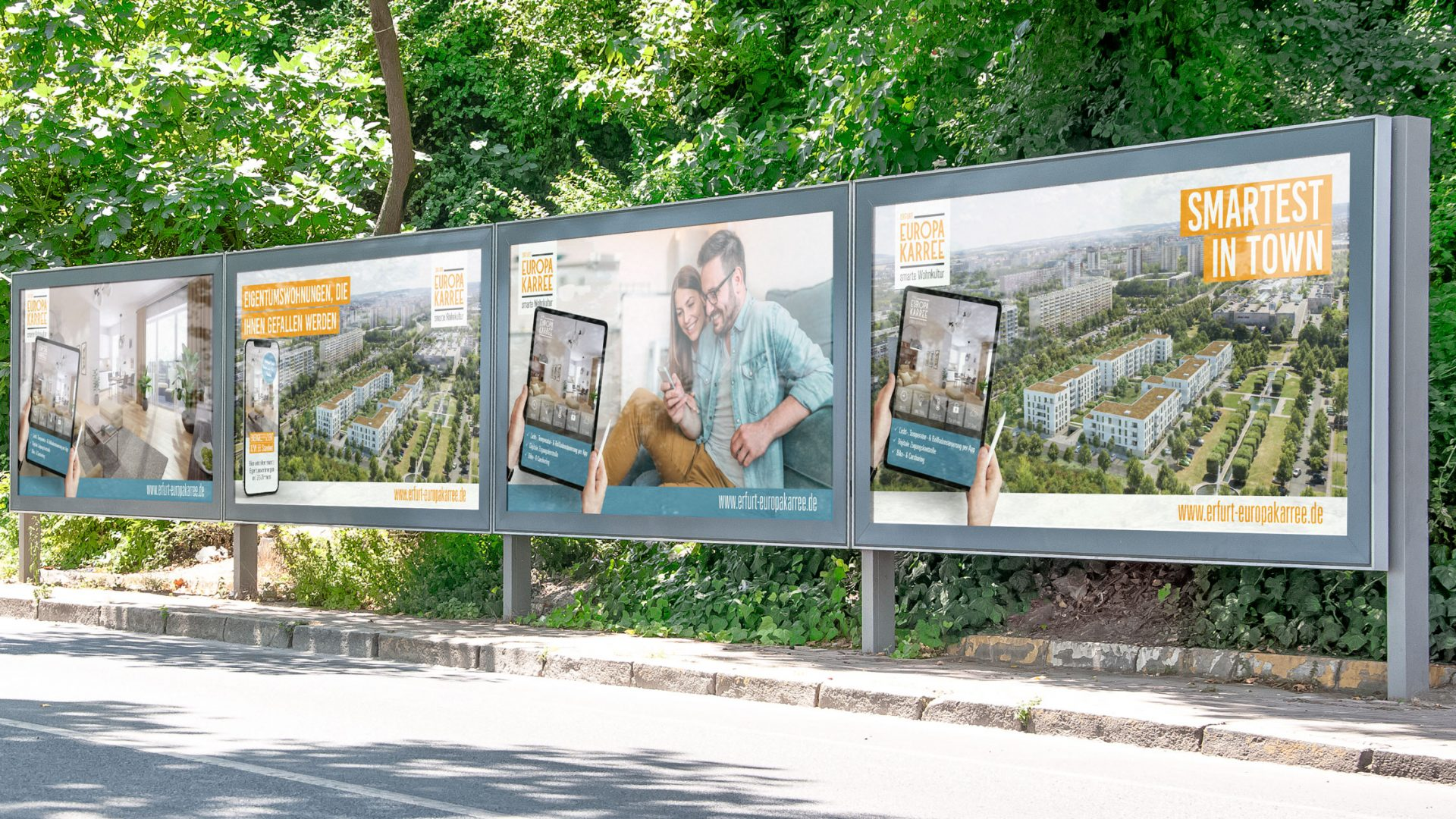 Billboards-on-Street-Mockup
