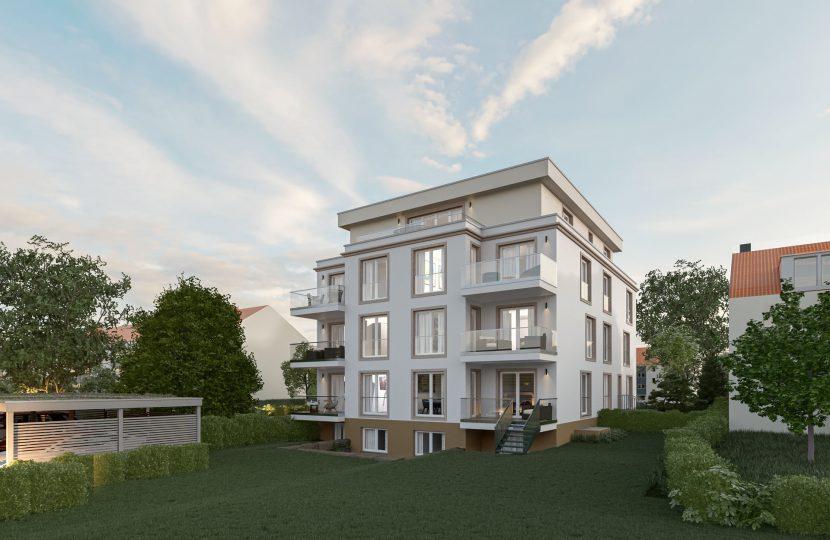 Goethe 54 – Exklusive Eigentumswohnungen in Erfurt